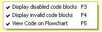 Visual Logic Flow Form
