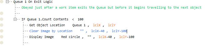 Queue Status Color Example 4